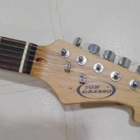 Guitarra Electrica Tom Grasso nueva